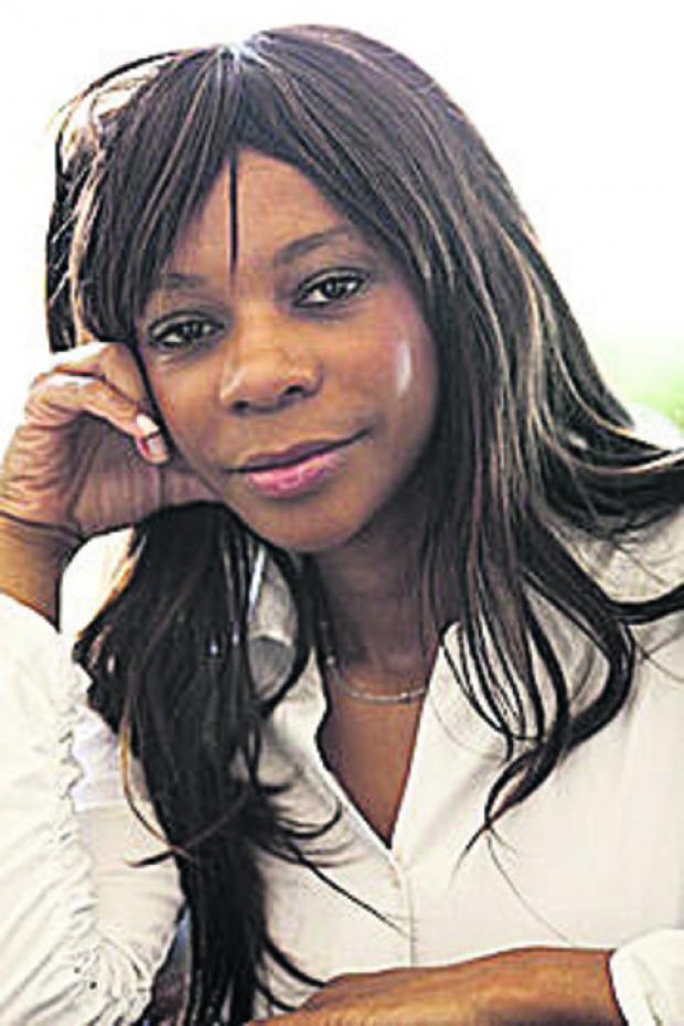 The Wiltshire Gazette and Herald: Dambisa Moyo