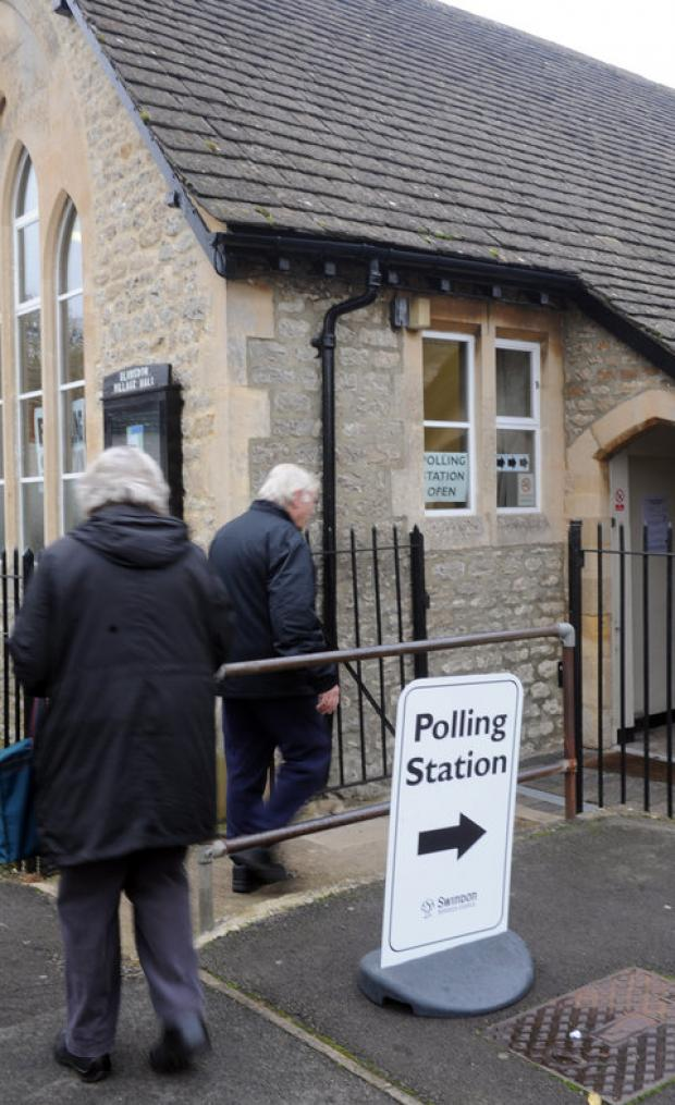 Election: Polls close in police and crime commissioner and by-election