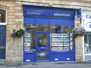 The Wiltshire Gazette and Herald: Kingstons Estate Agent Trowbridge