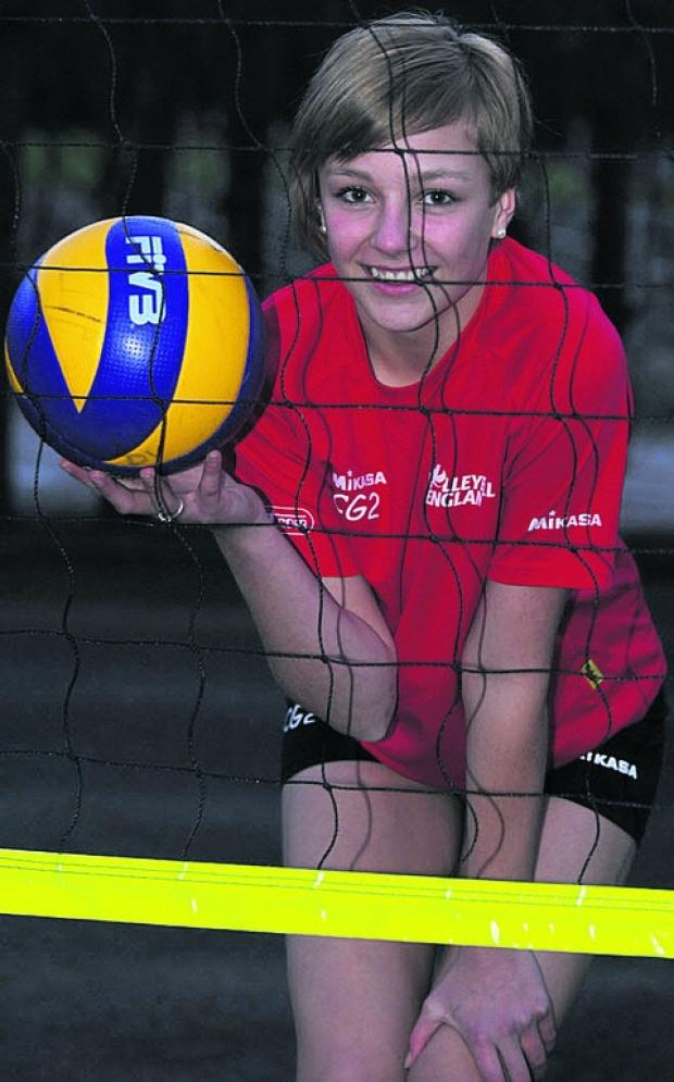 Lavington School's Yasmin Kaashoek will join a national talent camp next year