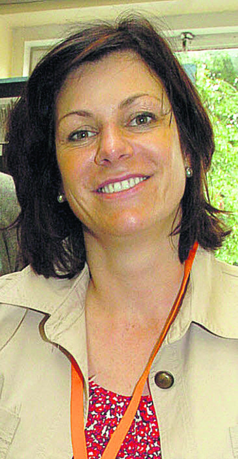 Claire Perry looking forward to 'hands on' work in Africa