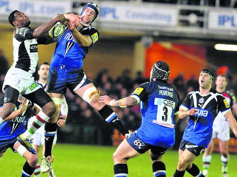 RUGBY: Bath ticket offer for Bucharest tie