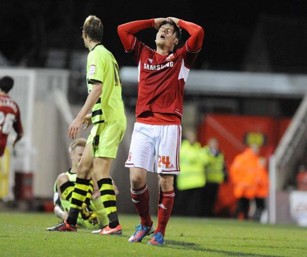 Chris Martin would be happy to stay with Swindon Town until the end of the season