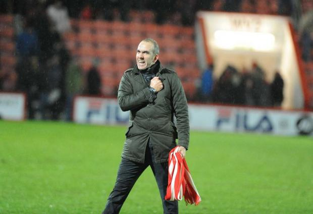 Town fans are being urged to think beyond the reign of Paolo Di Canio