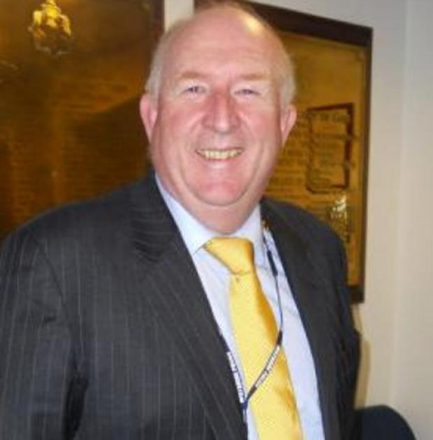 Angus Macpherson, the new Police and Crime Commissioner for Wiltshire and Swindon