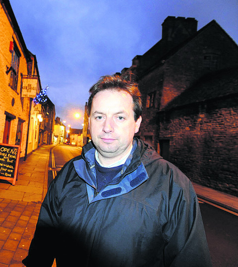 Malmesbury town and Wiltshire councillor Simon Killane says the town's neighbourhood plan is the best way forward