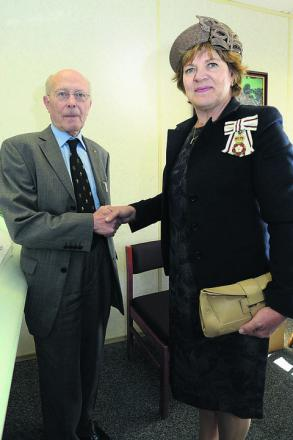Lord-Lieutenant of Wiltshire, Sarah Rose Troughton