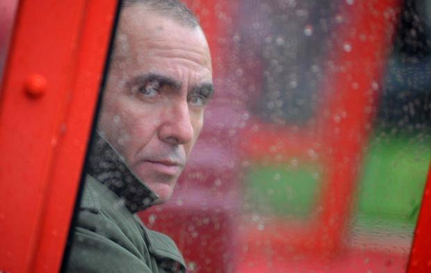 SHELTER FROM THE STORM: Paolo Di Canio on Saturday