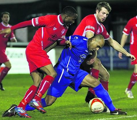 Ashley Williams will be missing against Redditch United this weekend