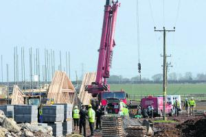 Melksham firm fined £20k over crane man's electric shock at Trowbridge Rugby Club