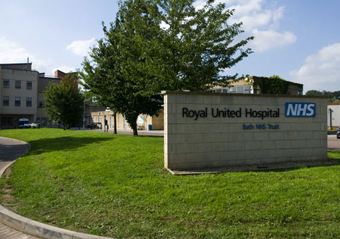 The Royal United Hospital is taking over the running of maternity services