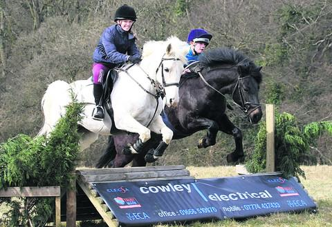 The Wiltshire Gazette and Herald: Riders at last years event