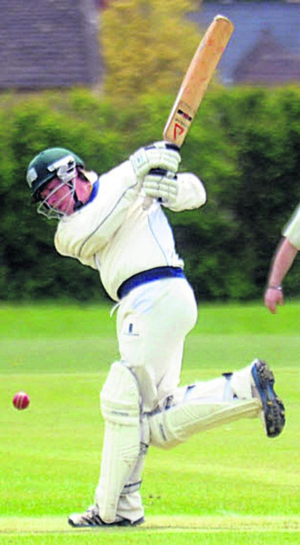 The Wiltshire Gazette and Herald: Neil Clark top-scored for Wiltshire