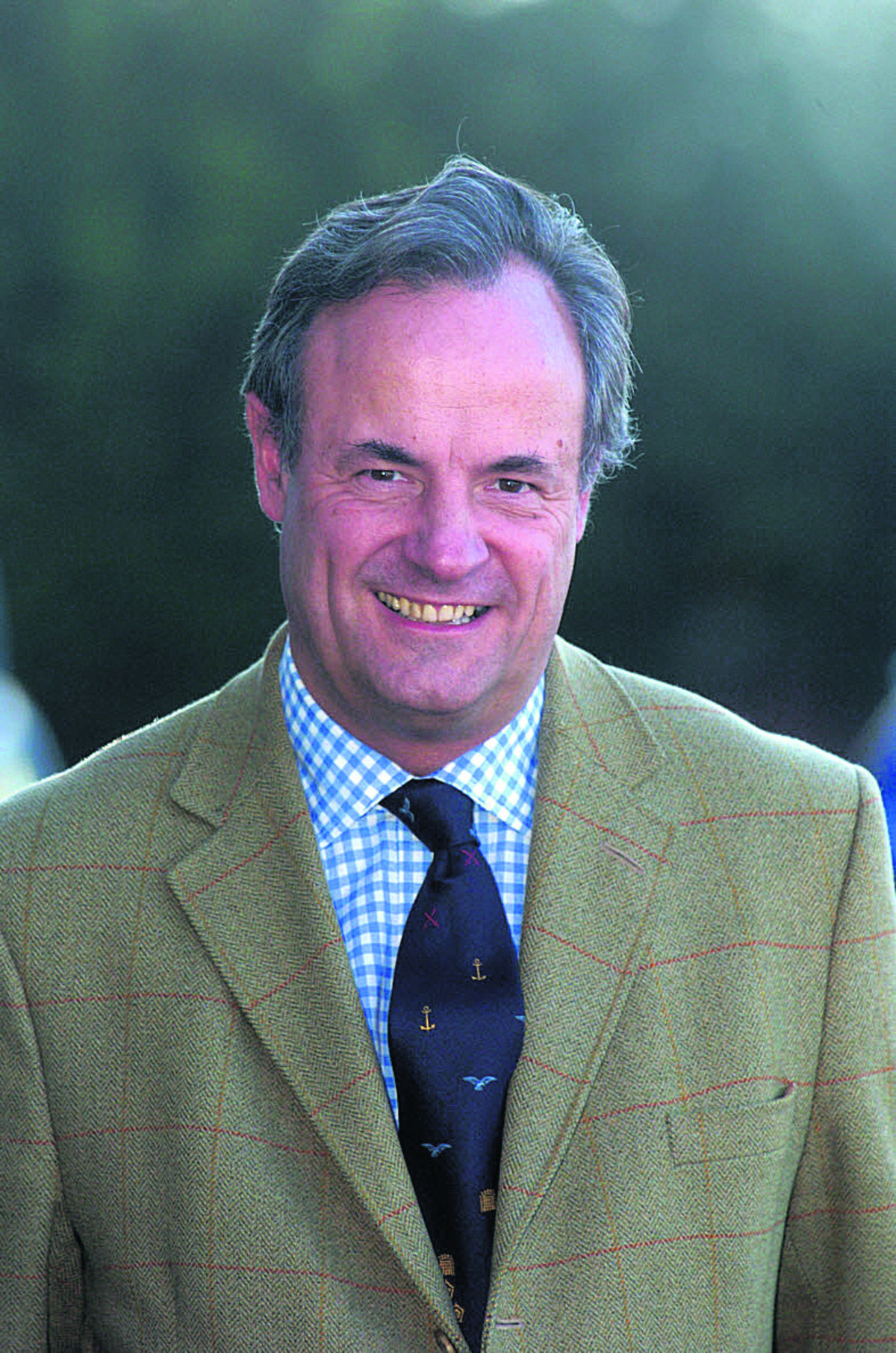 James Gray,  MP for North Wiltshire - Our countryside is fine just the way it is, thanks