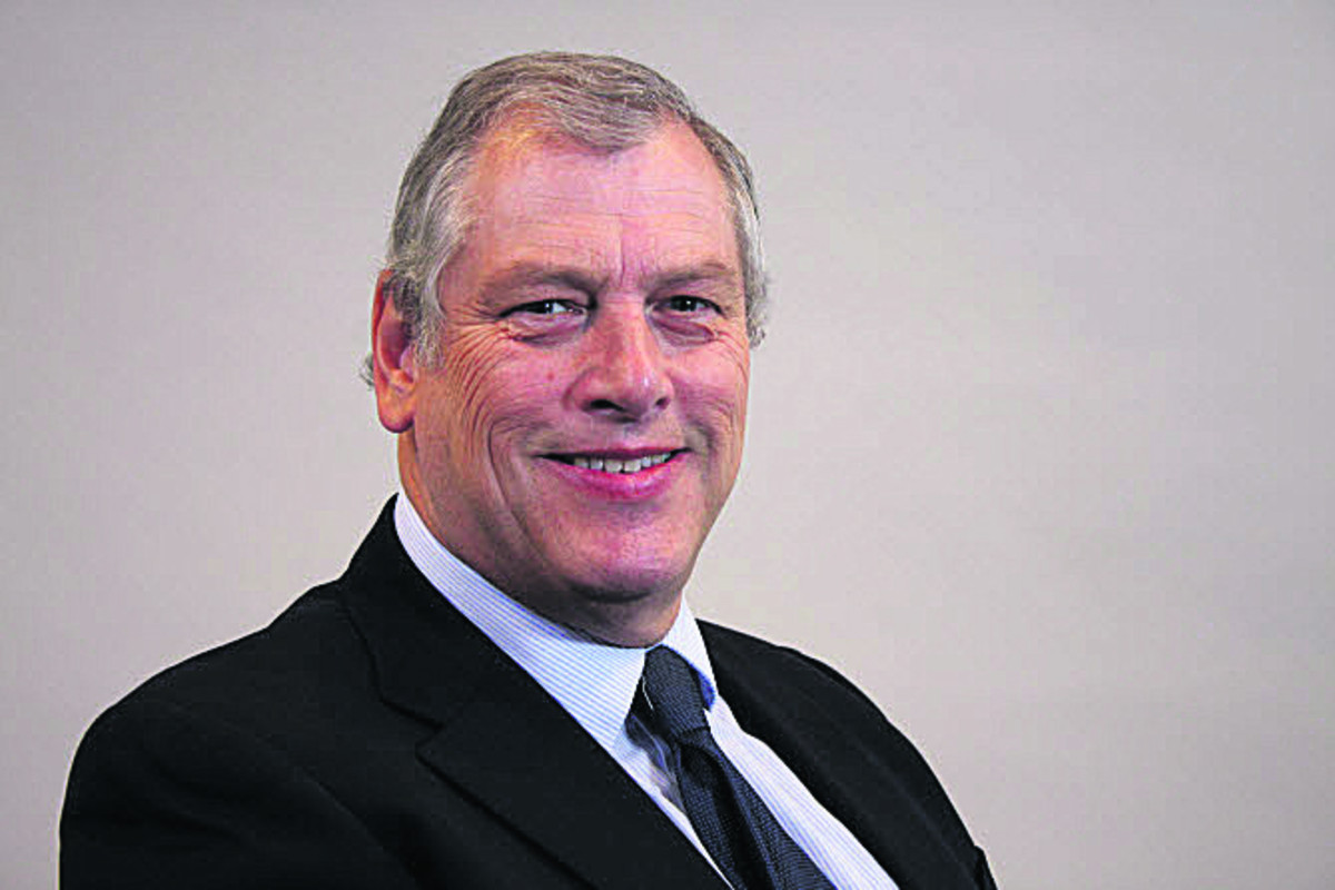 Councillor John Thomson, Wiltshire's cabinet member for highways,