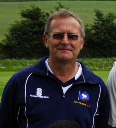 Potterne chairman Fred Kerley