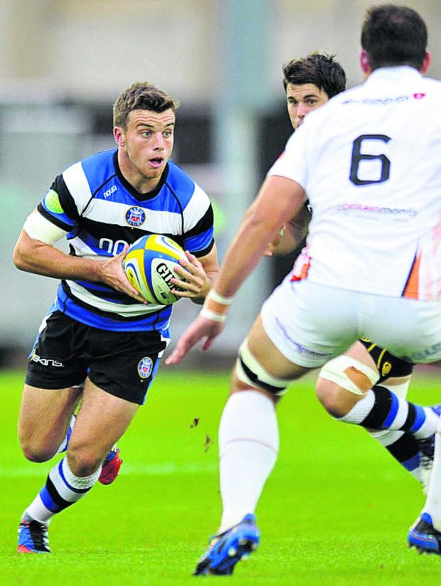 The Wiltshire Gazette and Herald: George Ford