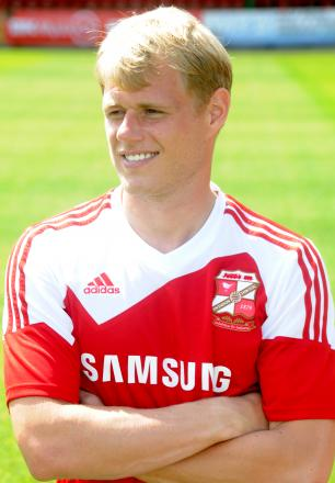 Town's Jay McEveley