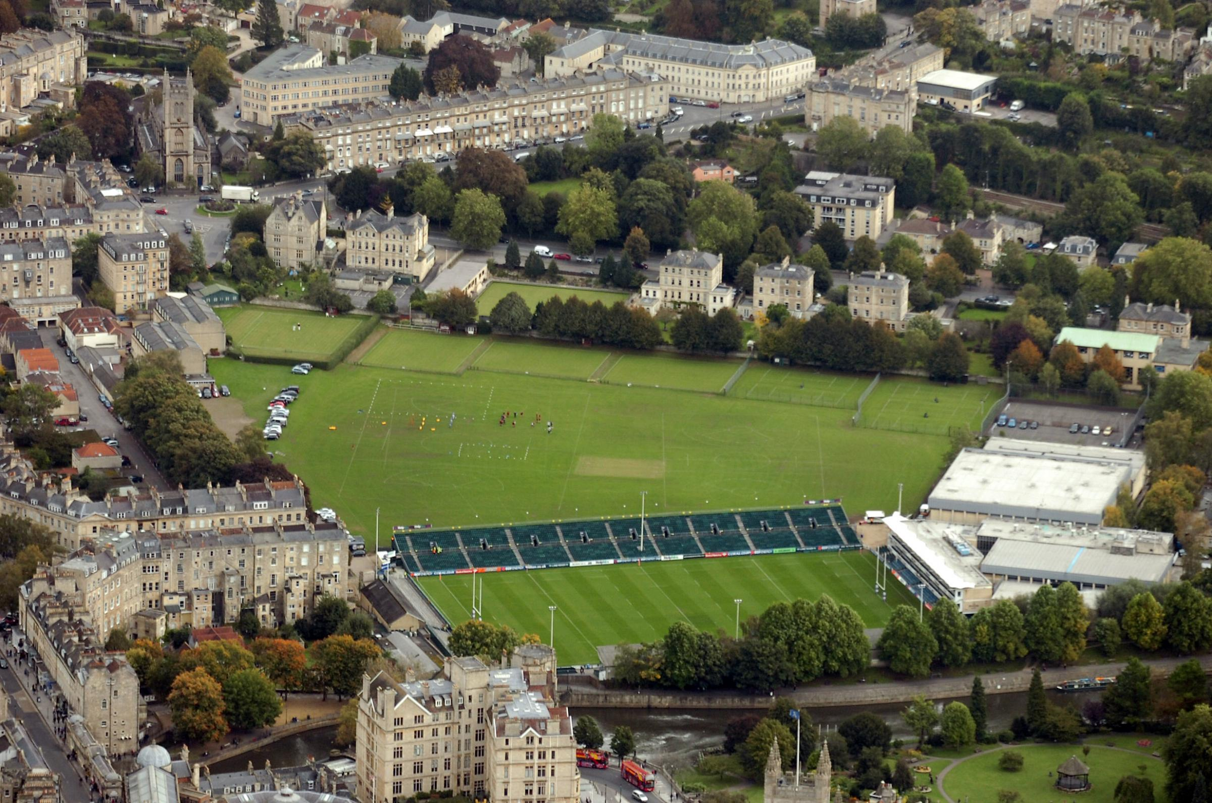 RUGBY: Bath to pre