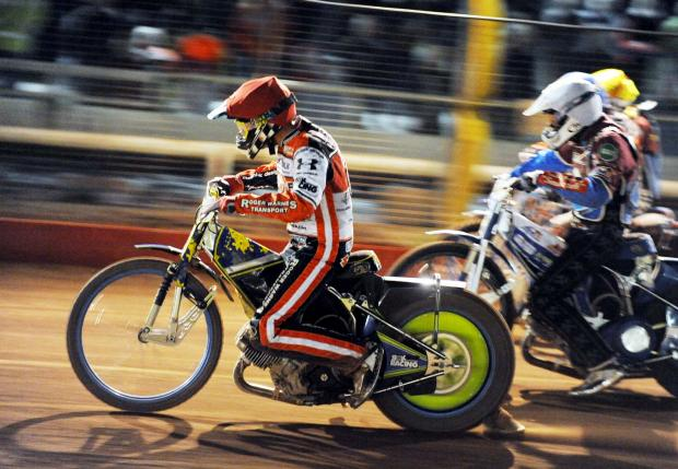 Swindon Robin's Australian star Troy Batchelor