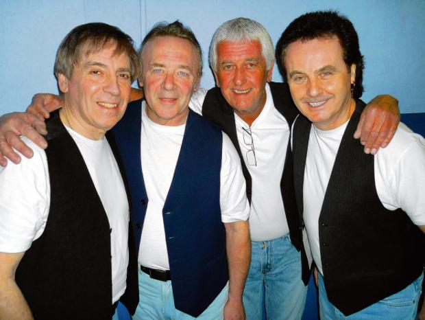 The Wiltshire Gazette and Herald: Sixties band will rock at Mantonfest