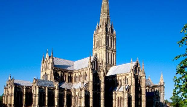The Wiltshire Gazette and Herald: Salisbury Cathedral