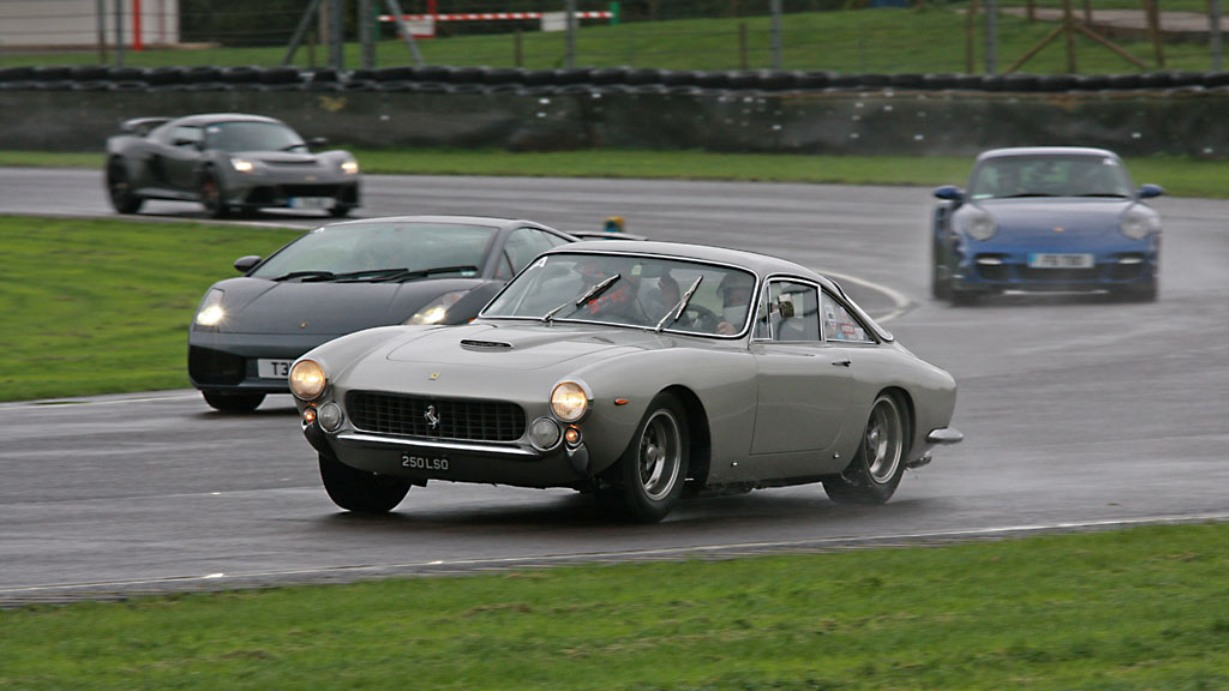 MOTOR RACING: Fathers' Day at Combe