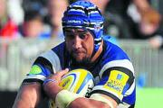 RUGBY: Bath's Houston hits half century