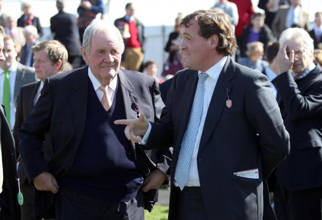 Richard Hannon Senior and Junior have won Newbury's Weatherbys Super Sprint nine times between them