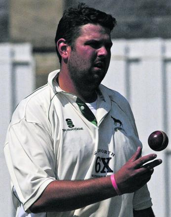 Wiltshire skipper Mike Coles