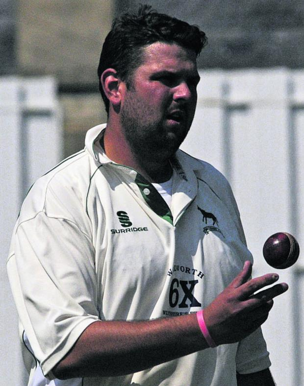 The Wiltshire Gazette and Herald: Wiltshire skipper Mike Coles