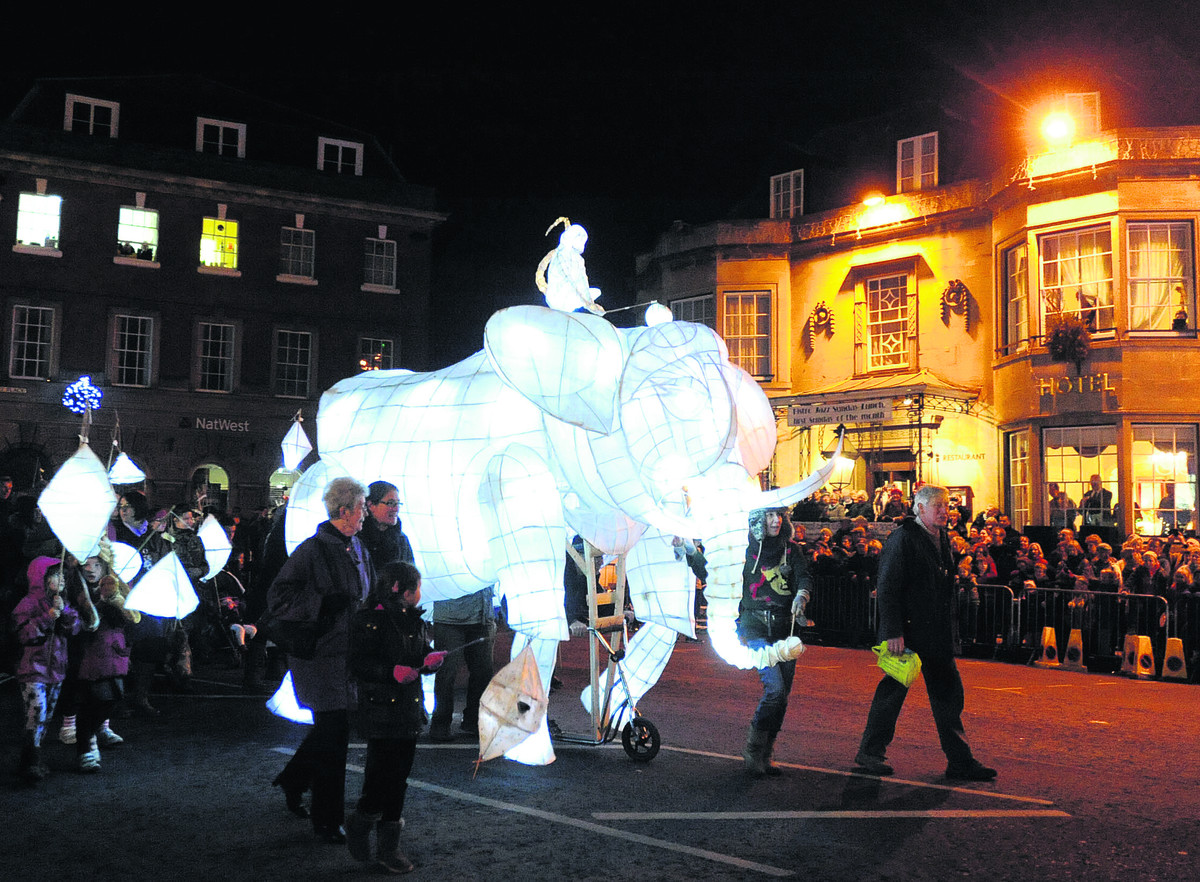 Devizes carnival and street festival organisers need somewhere to store important items, including their iconic elephant lantern