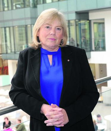 Council leader Jane Scott has already said she will not take the increase in allowances she is entitled to