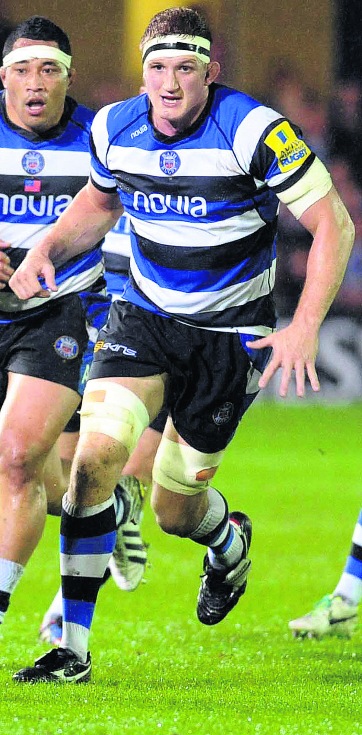 BATH RUGBY: Skipper Hooper signs extension