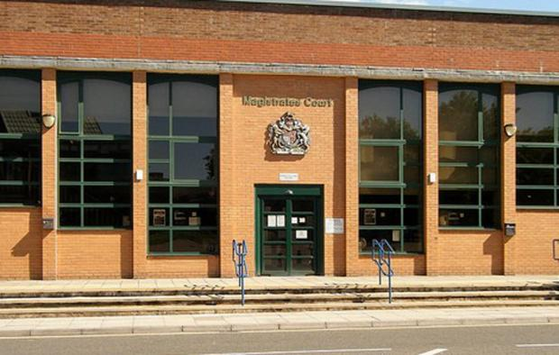 Benefits cheat Hayley Walklate appeared at Swindon Magistrates' Court