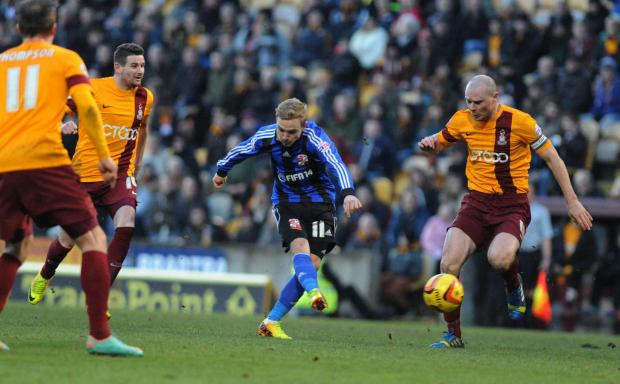 The Wiltshire Gazette and Herald: Alex Pritchard scored a superb solo goal