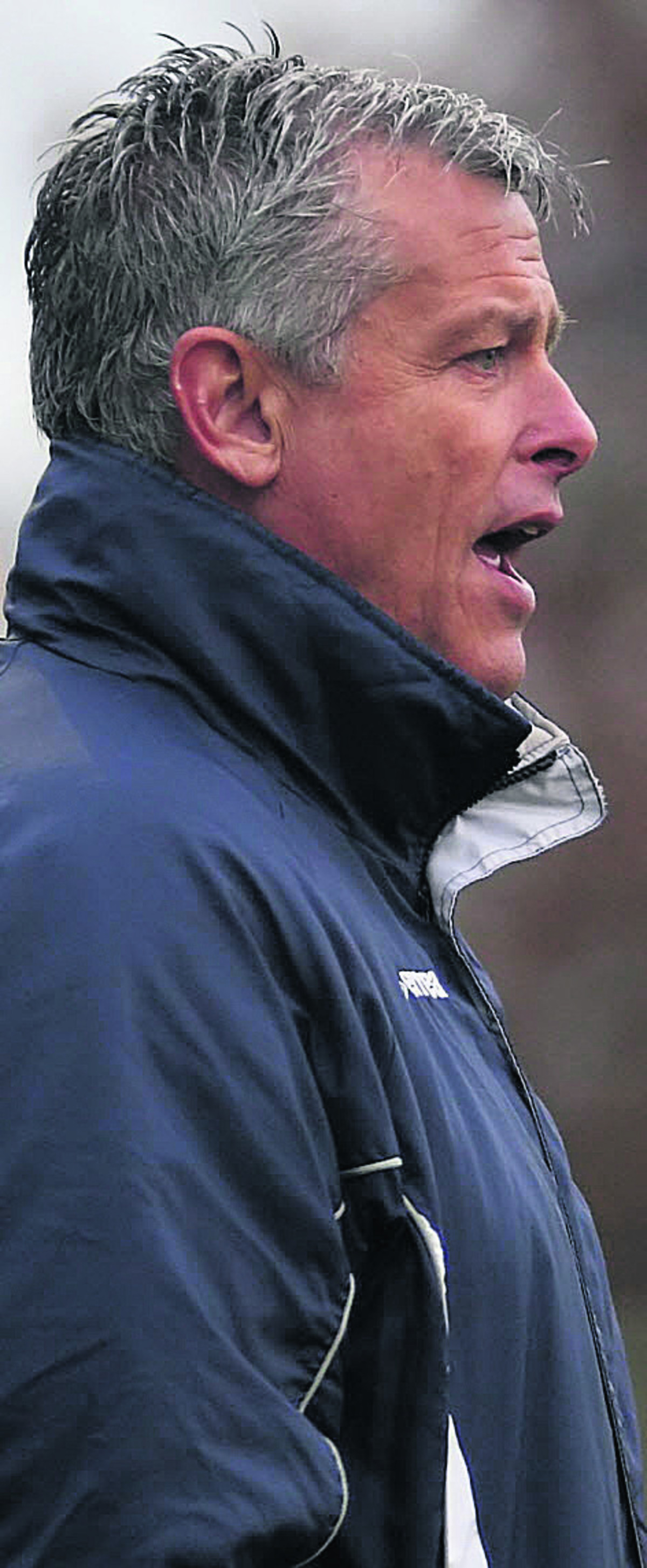 Bluebirds boss Mark Collier