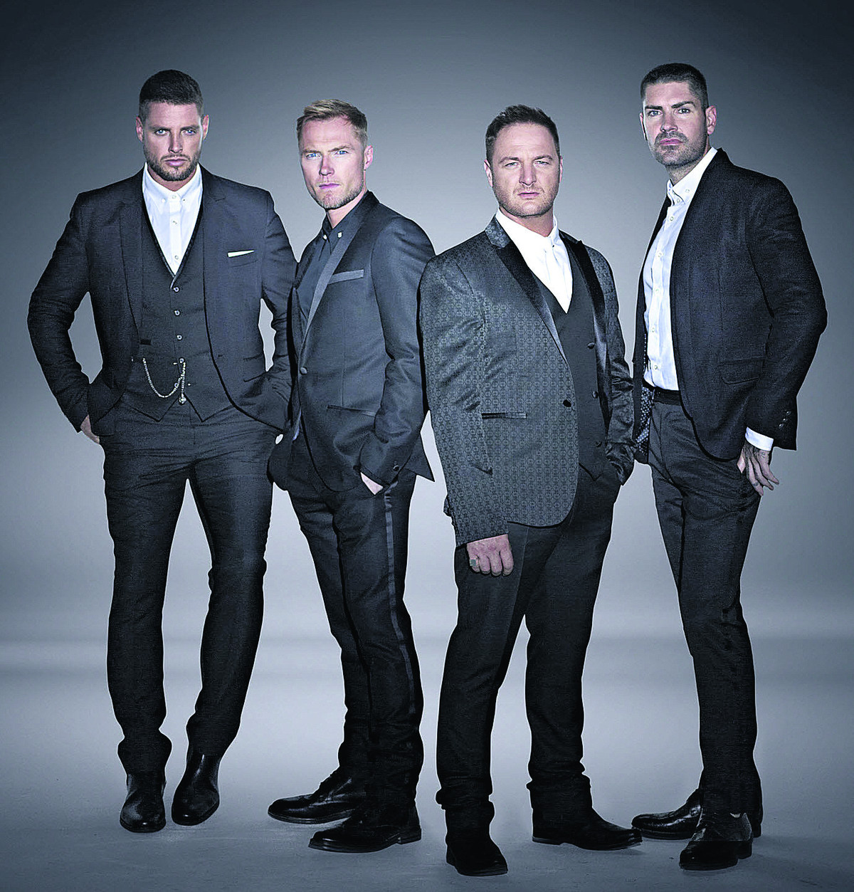 Boyzone will appear at Westonbirt Arboretum on July 18