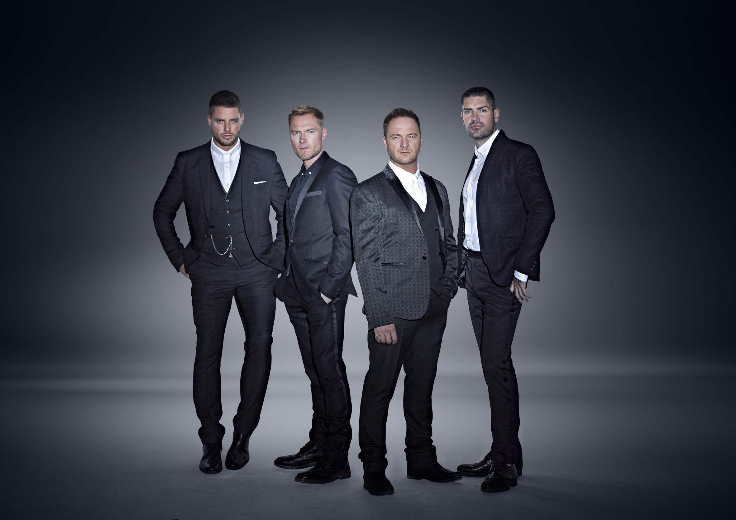 Boyzone will play Westonbirt Arboretum in July