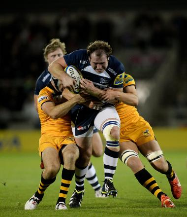 Sale Sharks prop Henry Thomas has been linked with a mov