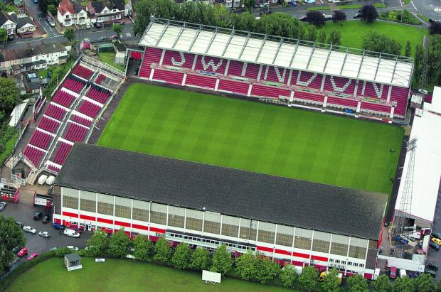 County Ground ownership battle goes to court
