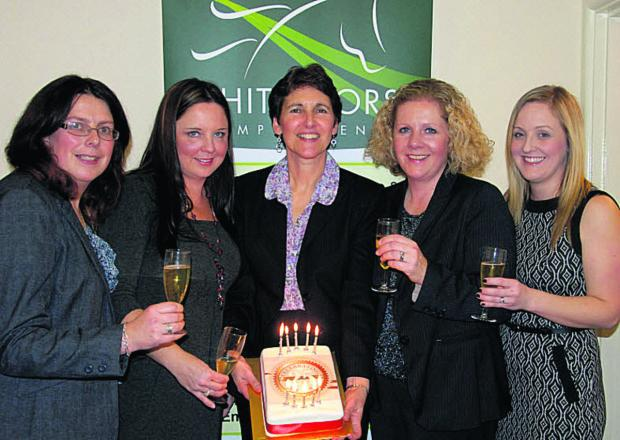 Trowbridge employment company marks 25 years