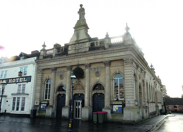 The Corn Exchange, Devizes