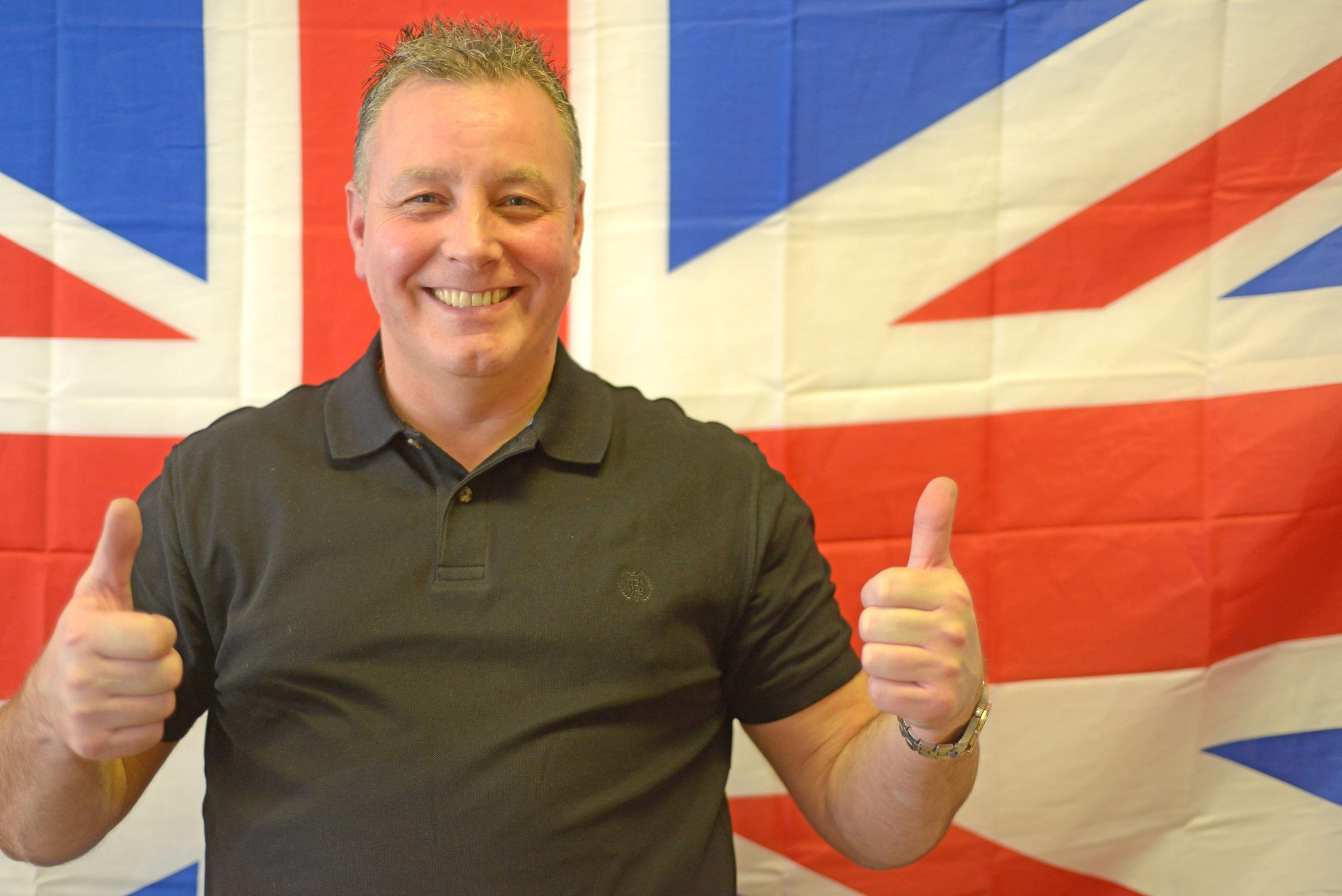 Alun Rossiter makes his competitive debut as Great Britain manager later this month