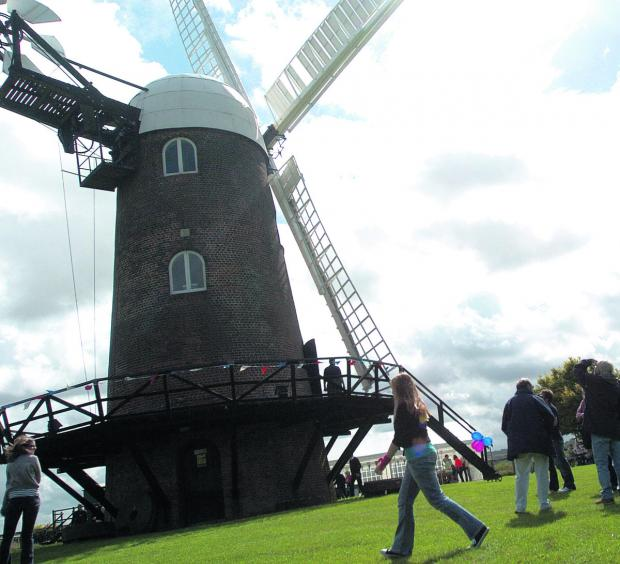The Wiltshire Gazette and Herald: Wilton Windmill