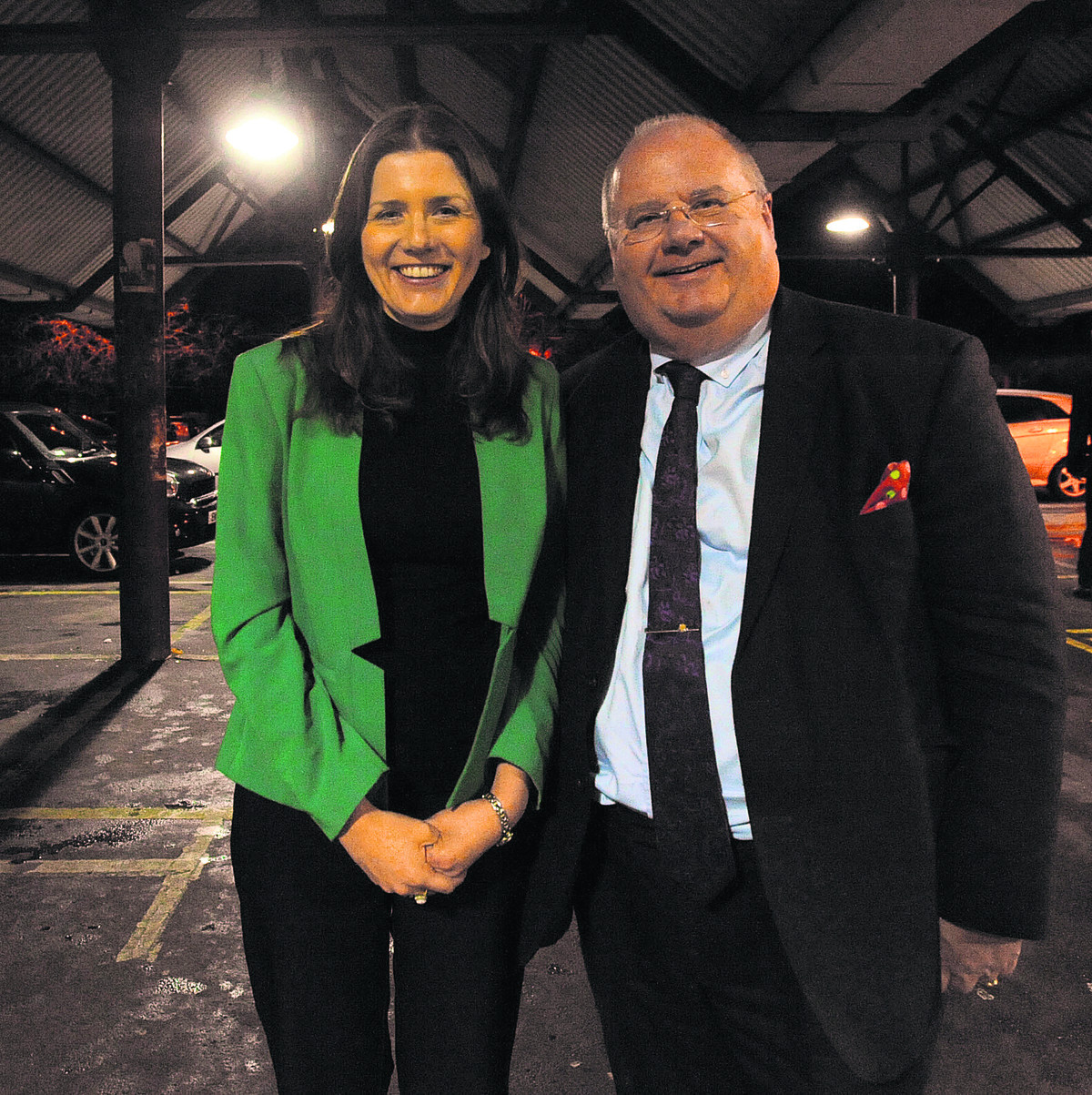 Councils must offer free parking, says Communities secretary Eric Pickles during Wiltshire visit