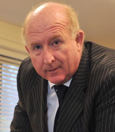 Angus Macpherson, the Police and Crime Commissioner