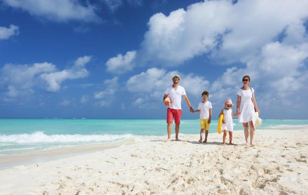 The higher cost of family holidays during school holidays is a big issue for many parents