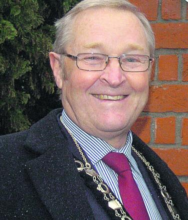 Coun David Powell said that without external factors Chippenham Town Council would have been able to make an inflation only increase to its budget