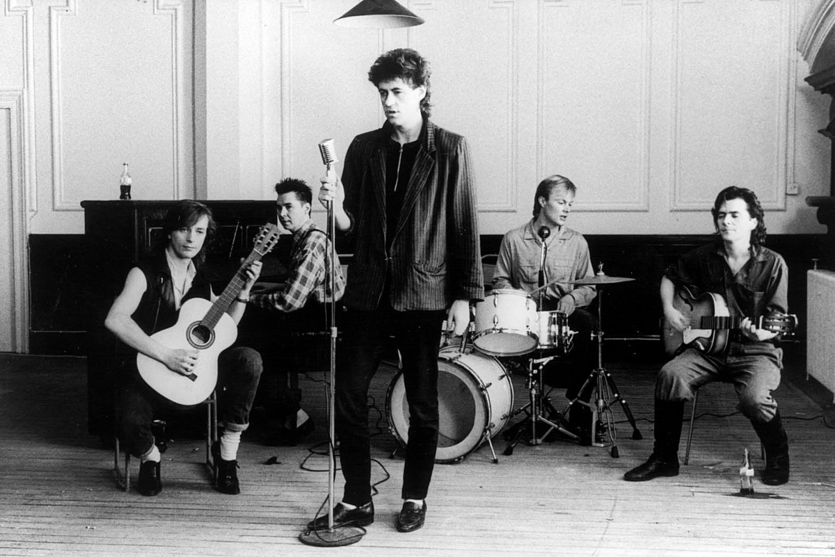 Boomtown Rats to headline at All Cannings concert